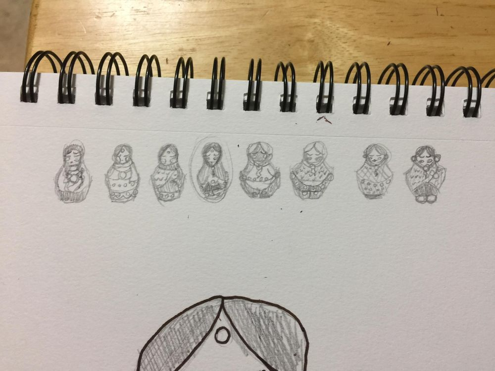 My Nesting Doll Project - image 1 - student project