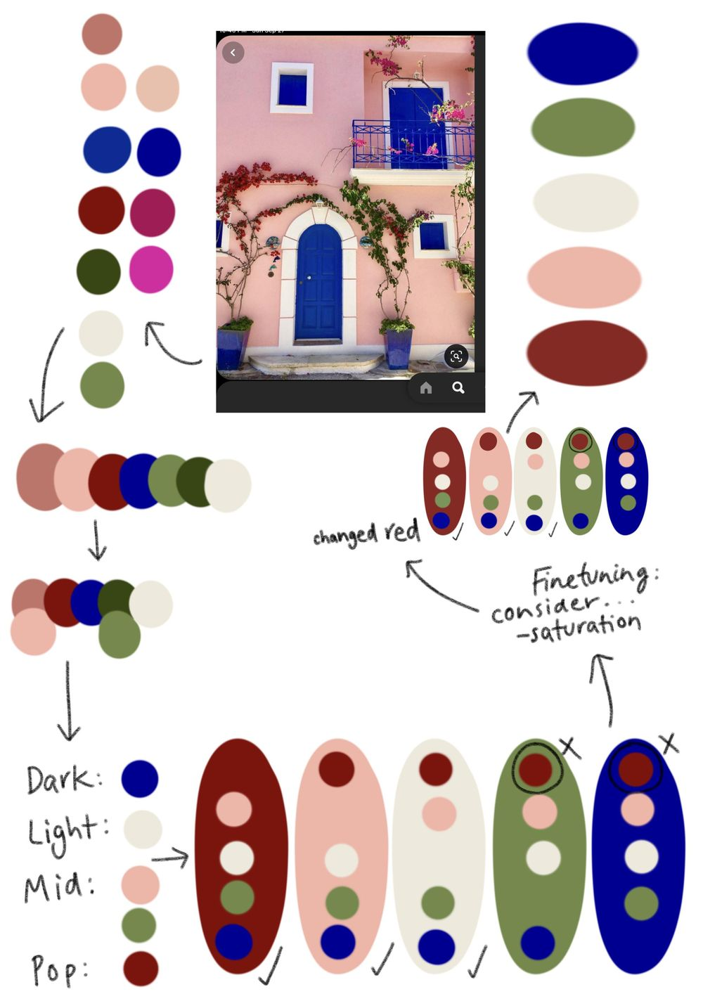 Some Palettes... - image 1 - student project
