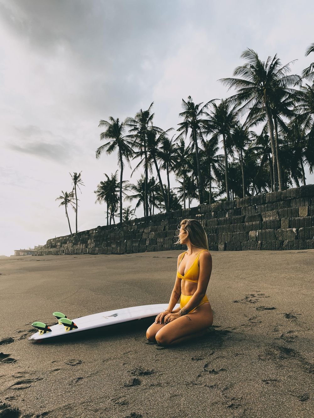 iPhone Portrait Shoot with Kelsey in Bali - image 3 - student project