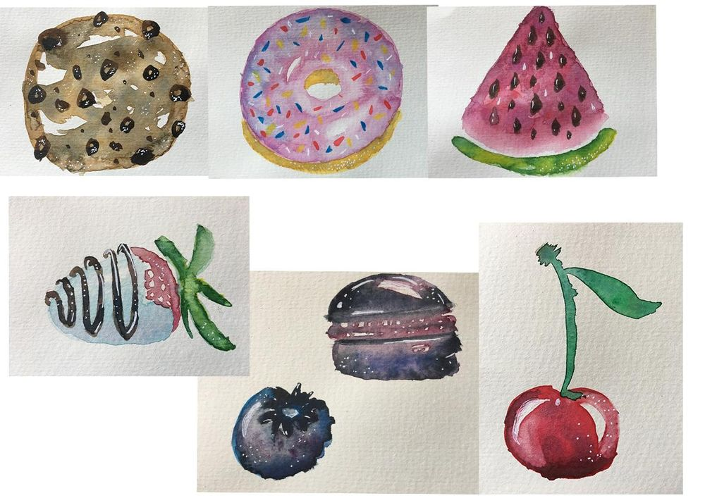 Sweeties - image 1 - student project