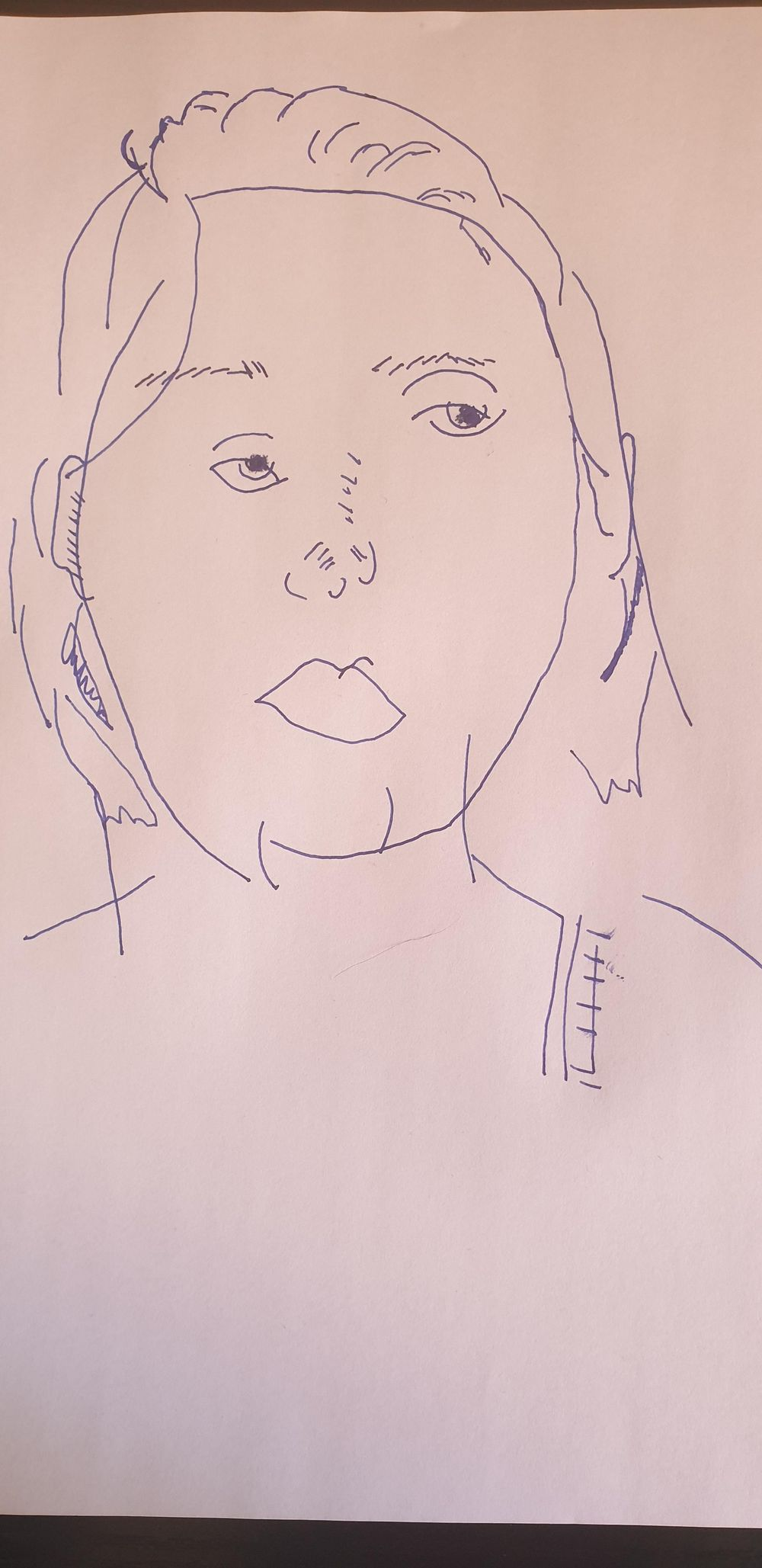 Exercise 1 (Self-portrait) - image 1 - student project