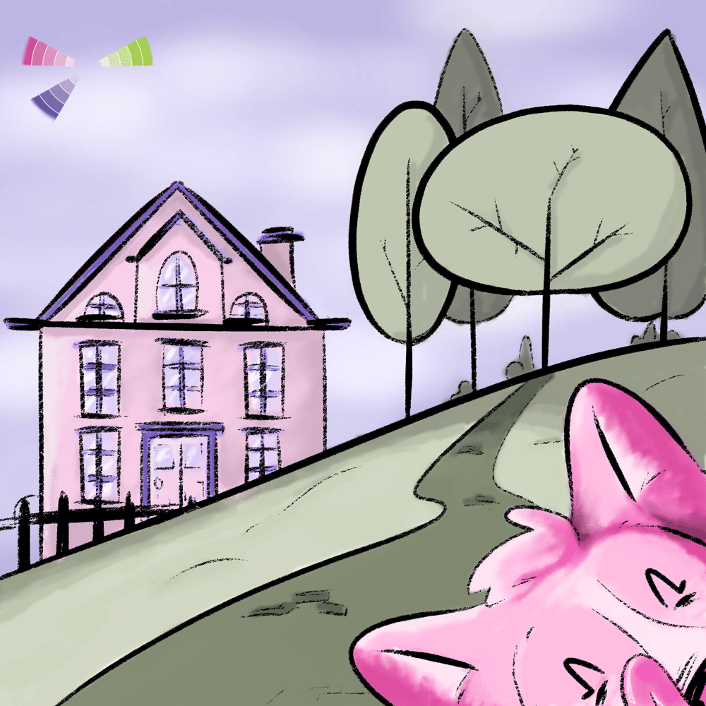 Pink Puppy - image 1 - student project