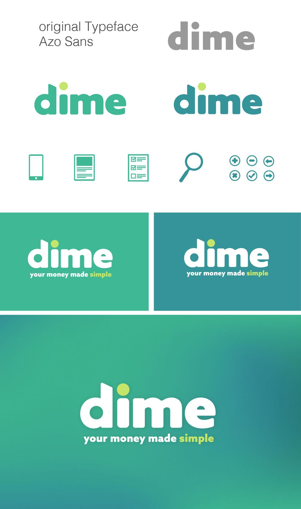 Mobile App Design and Wireframe - image 2 - student project