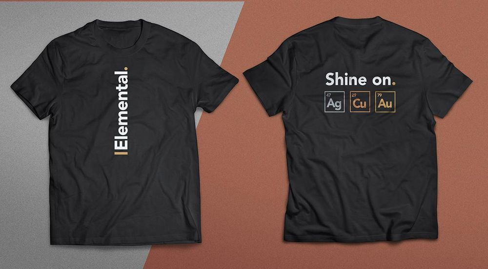 The Elemental Brand - Full Design Process - image 2 - student project