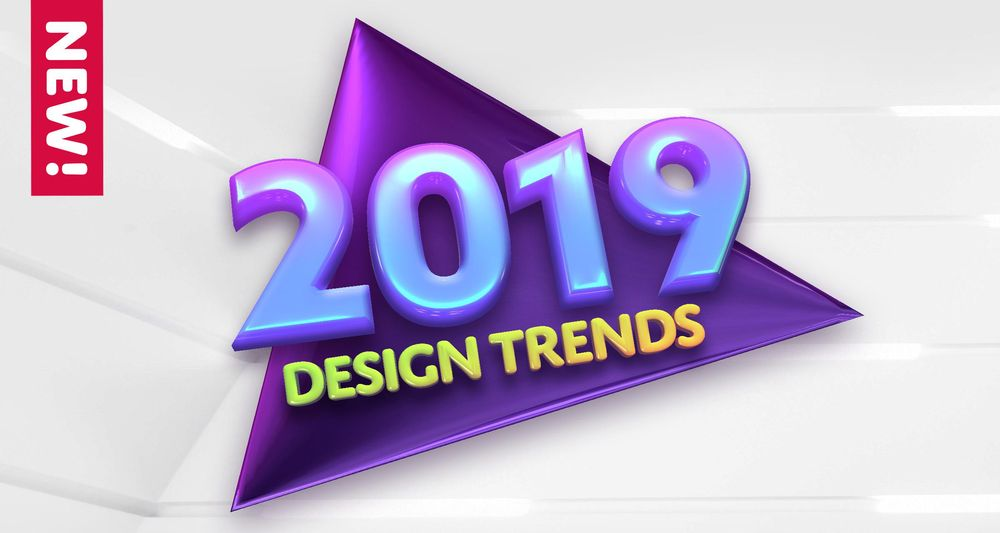 Design Trends 2019 - image 10 - student project