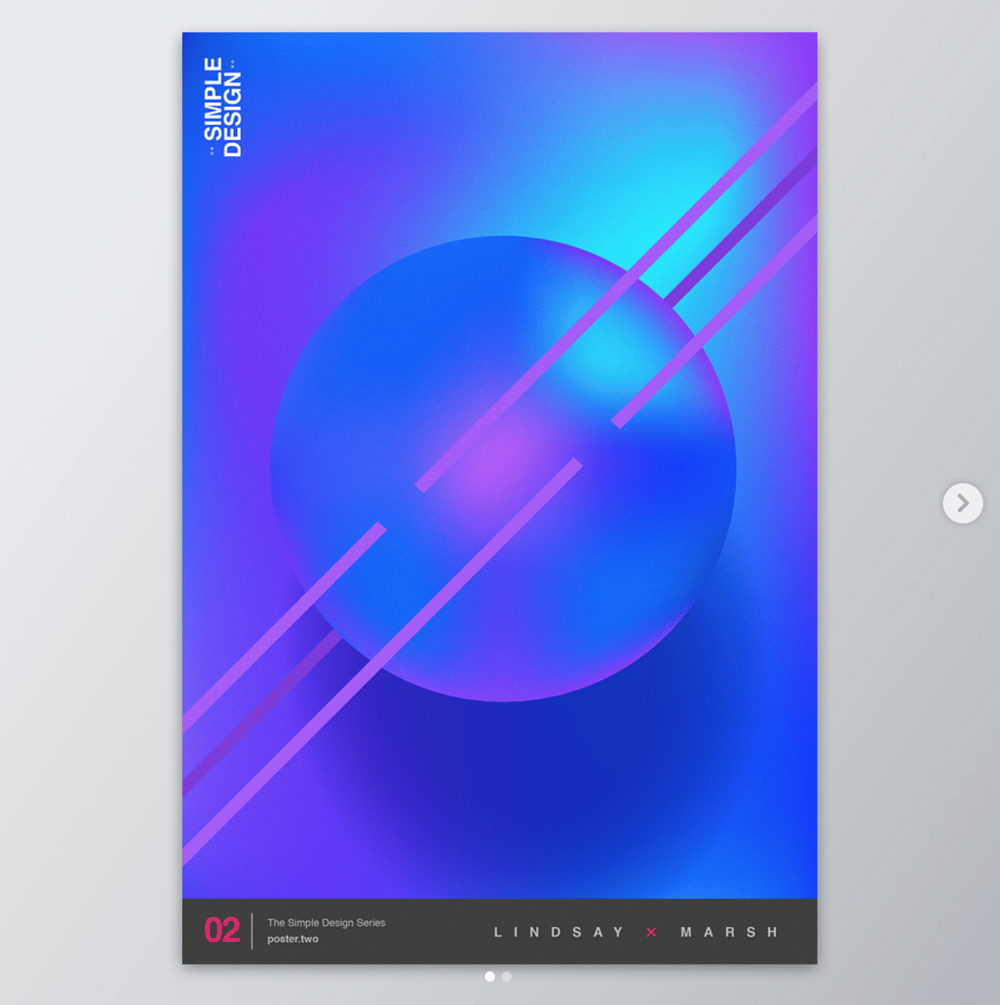Design Trends 2019 - image 2 - student project