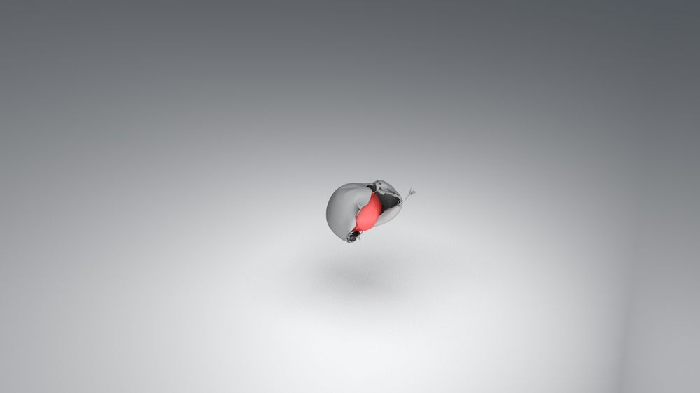 Cloth Sphere - image 1 - student project