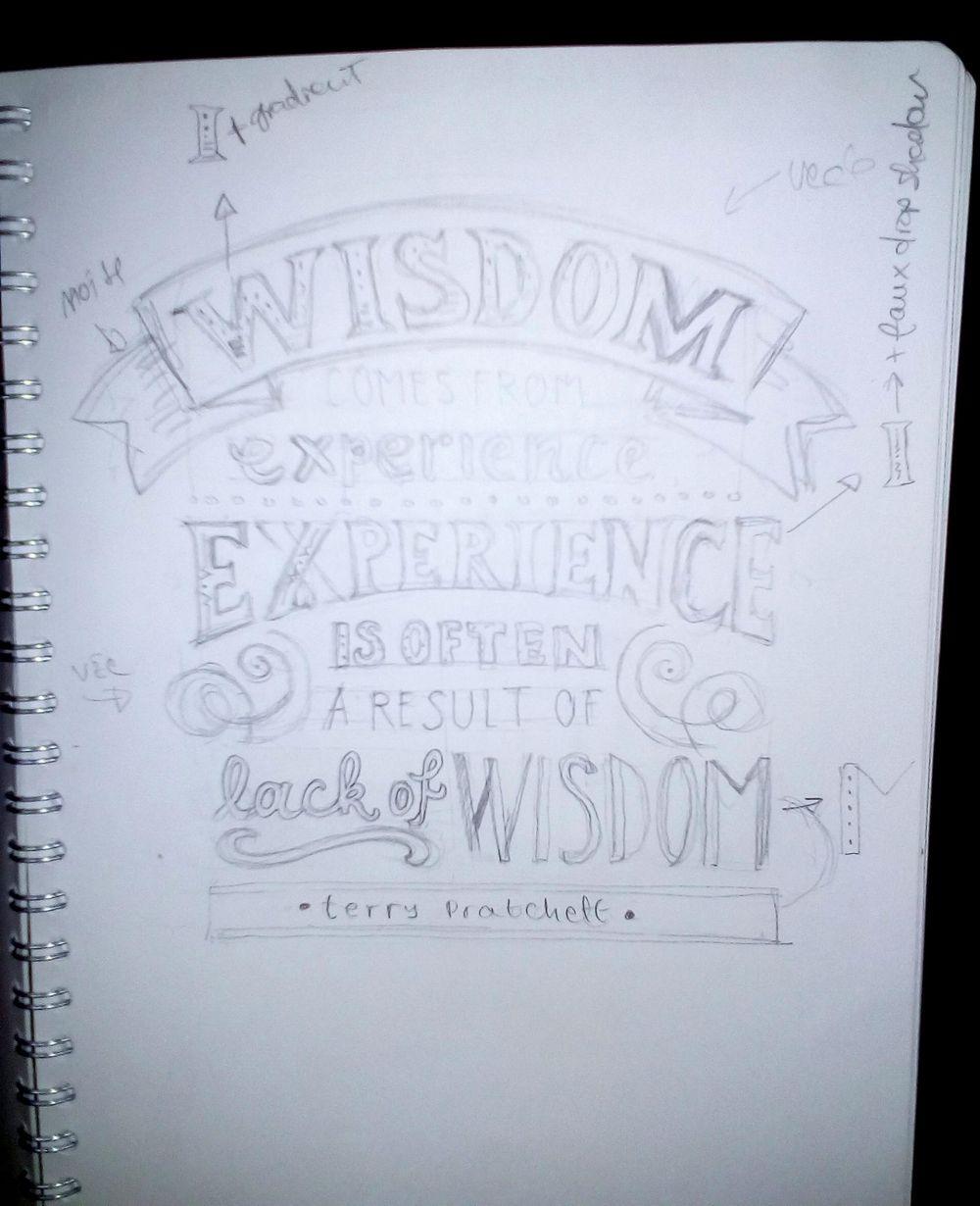 Wisdom - image 1 - student project