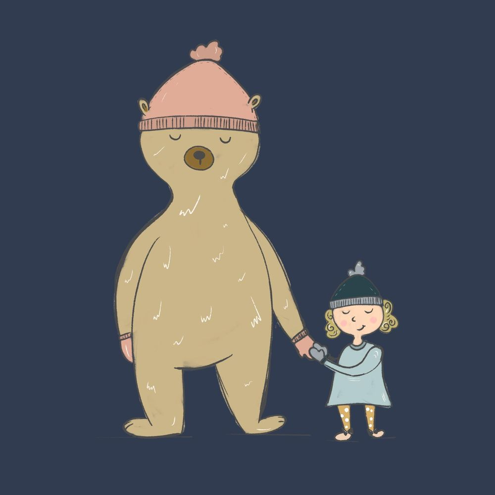 Bear Friend - image 1 - student project