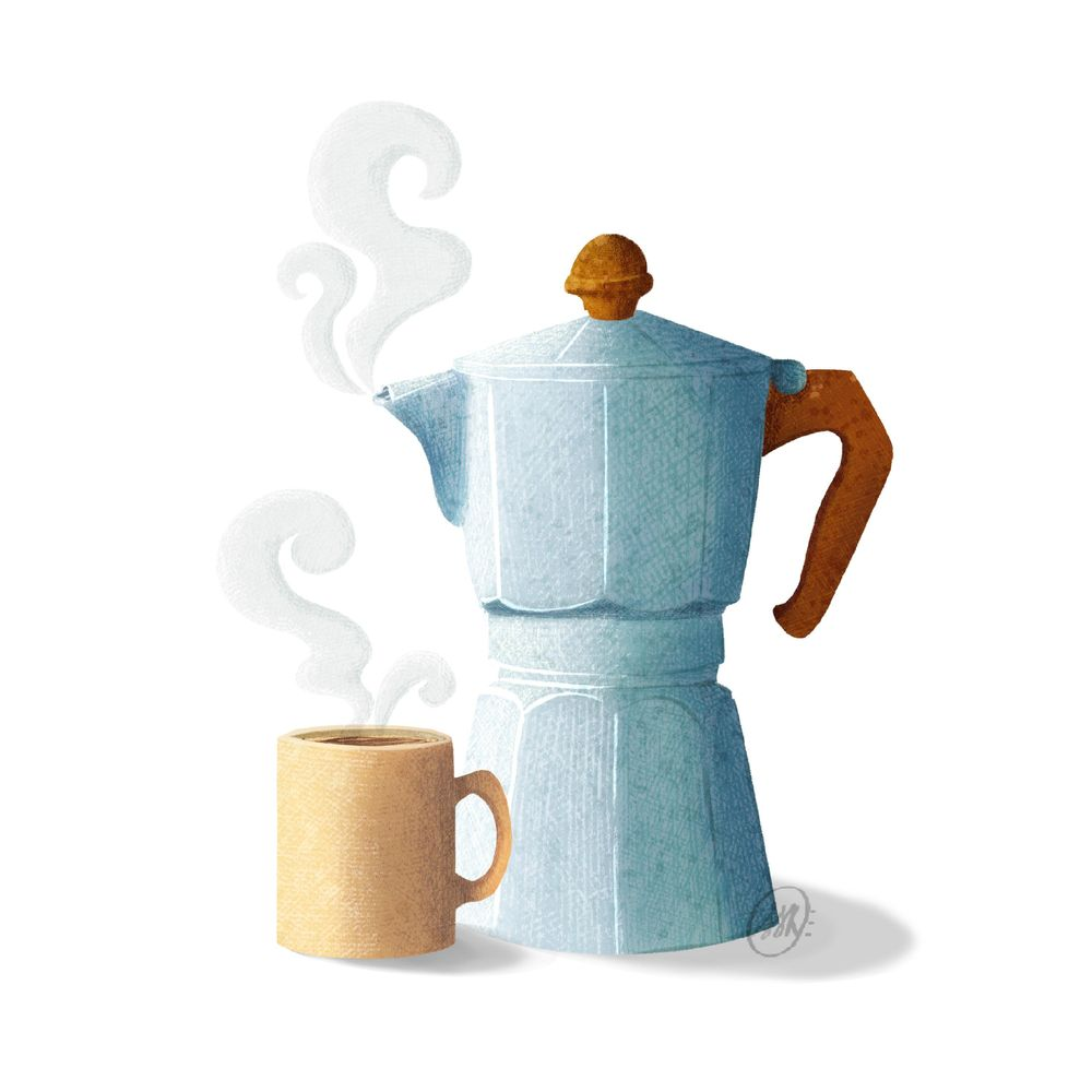 Coffee Time! - image 1 - student project