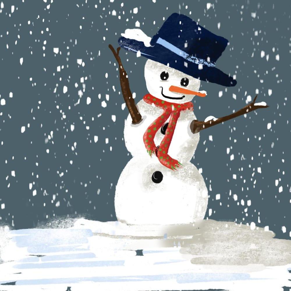 Loving winter art more than summer art :) ! - image 1 - student project