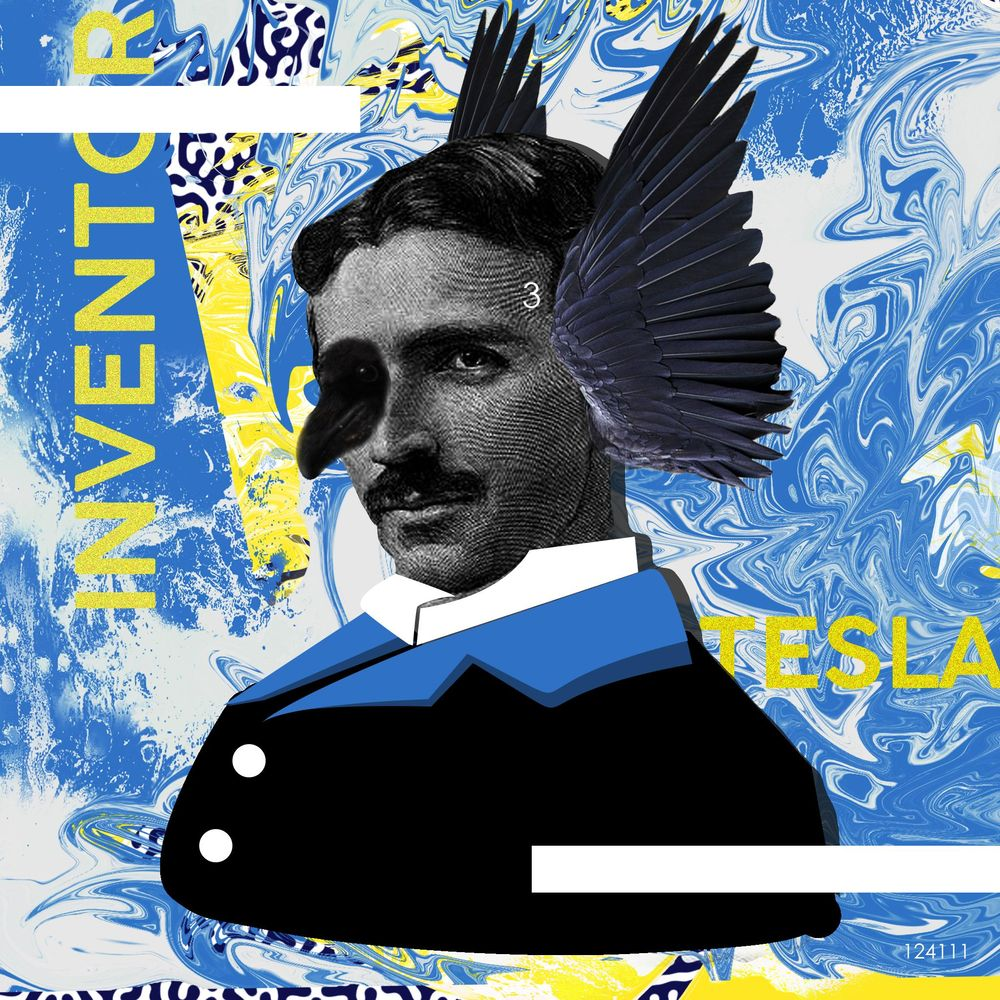 The Man Named Tesla - image 1 - student project