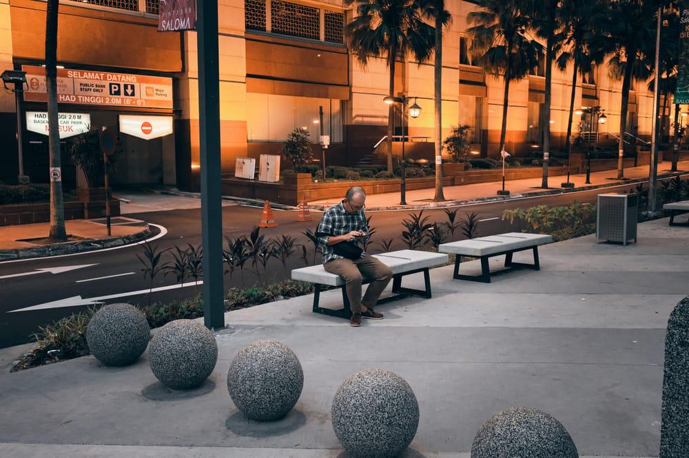 Street Photography - Kuala Lumpur - image 14 - student project