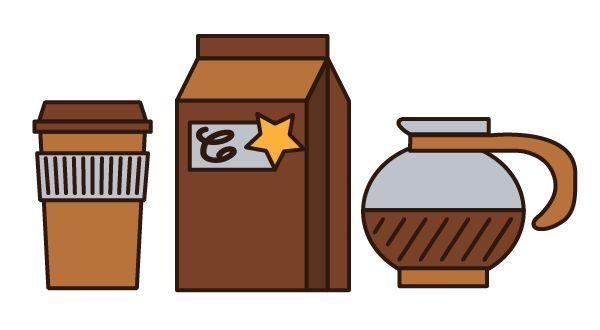 Coffee Icon Set - image 1 - student project