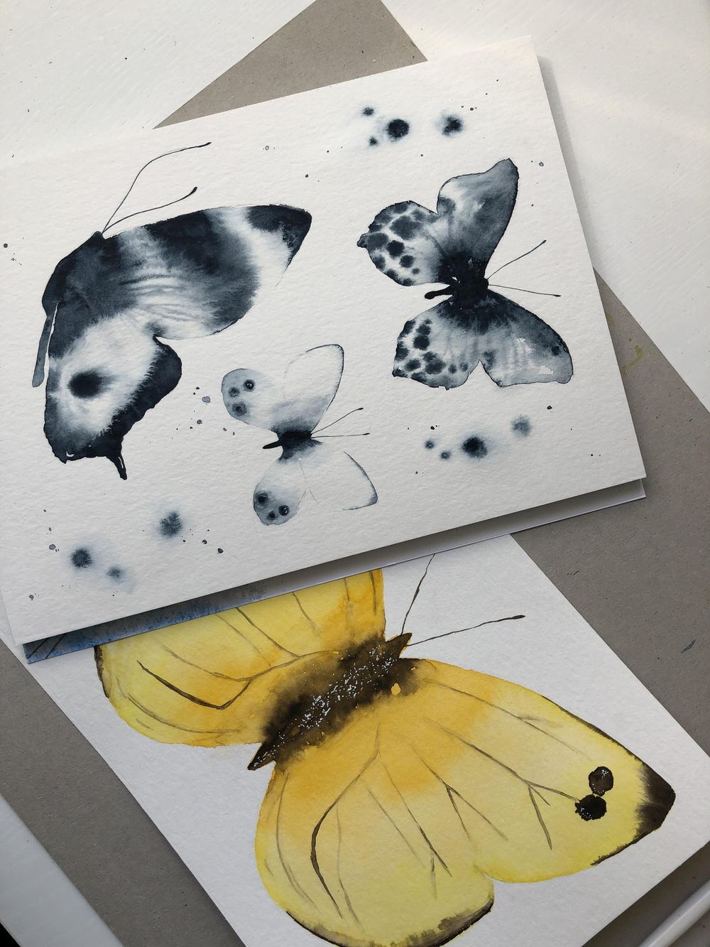 Butterflies - image 2 - student project