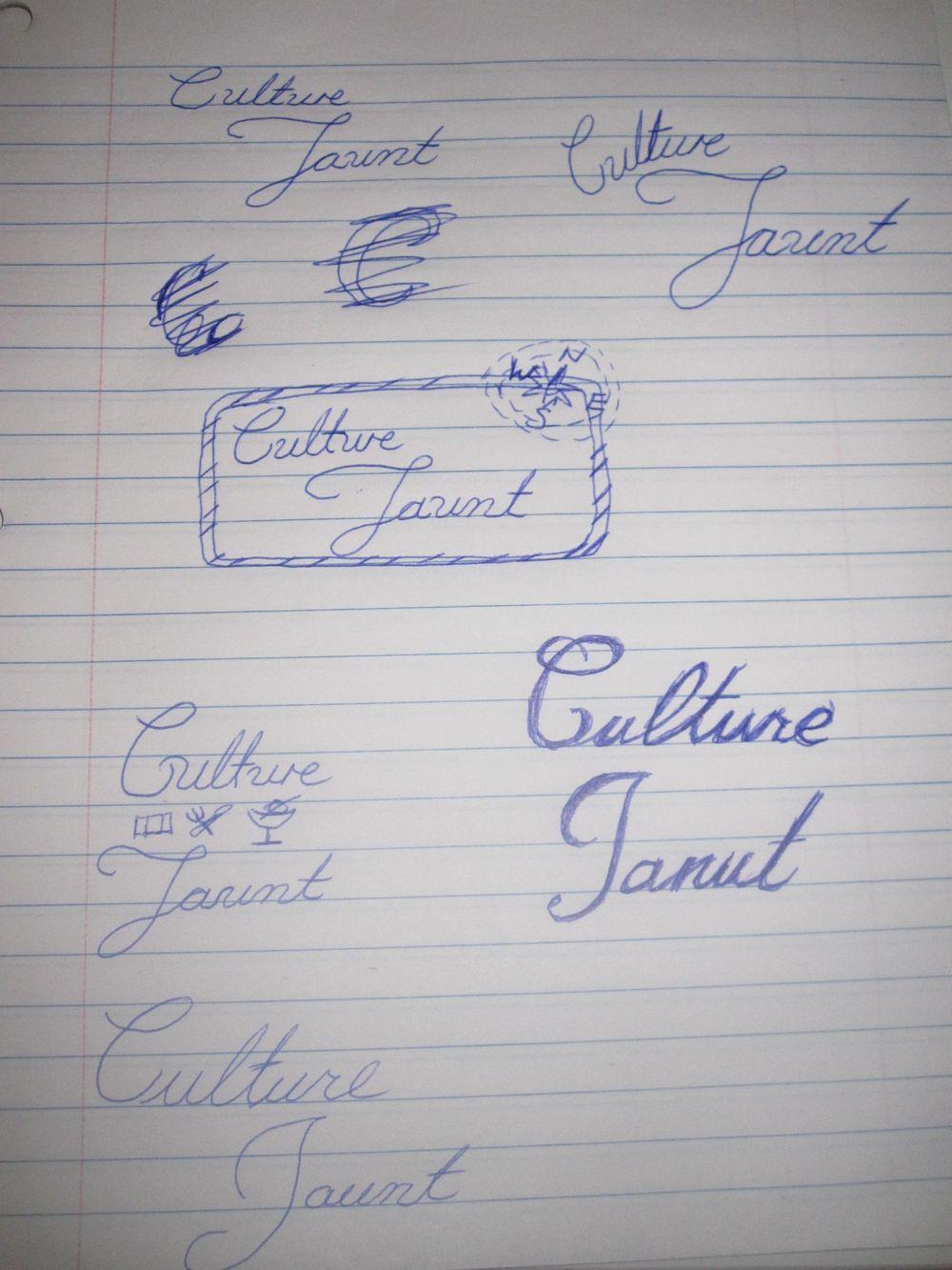 Culture Jaunt - image 1 - student project