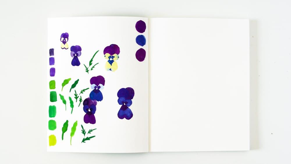 My Sample Sketchbook - image 3 - student project