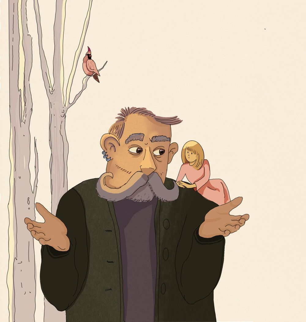 The Girl and the Giant - image 4 - student project