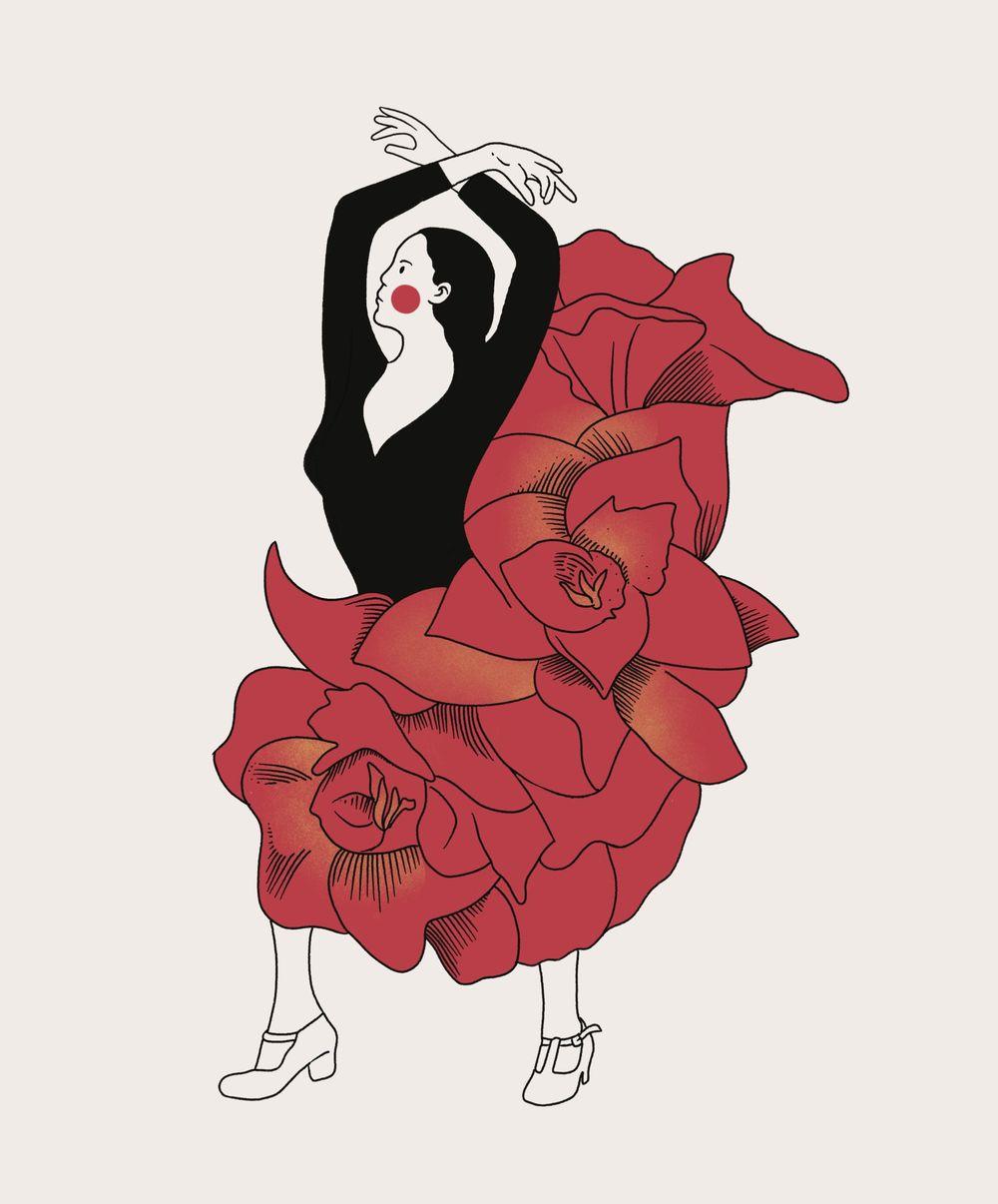 Flora flowers & joy - image 1 - student project