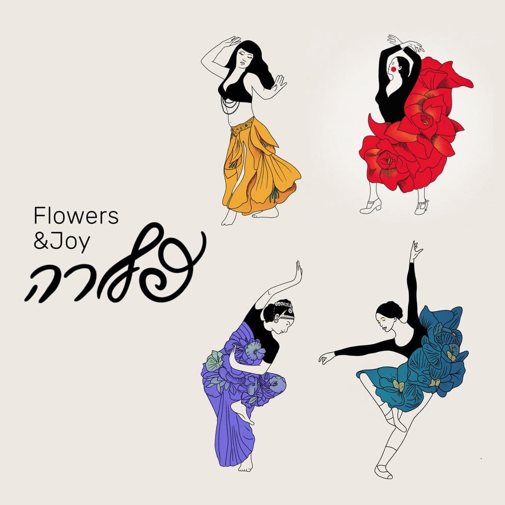 Flora flowers & joy - image 5 - student project