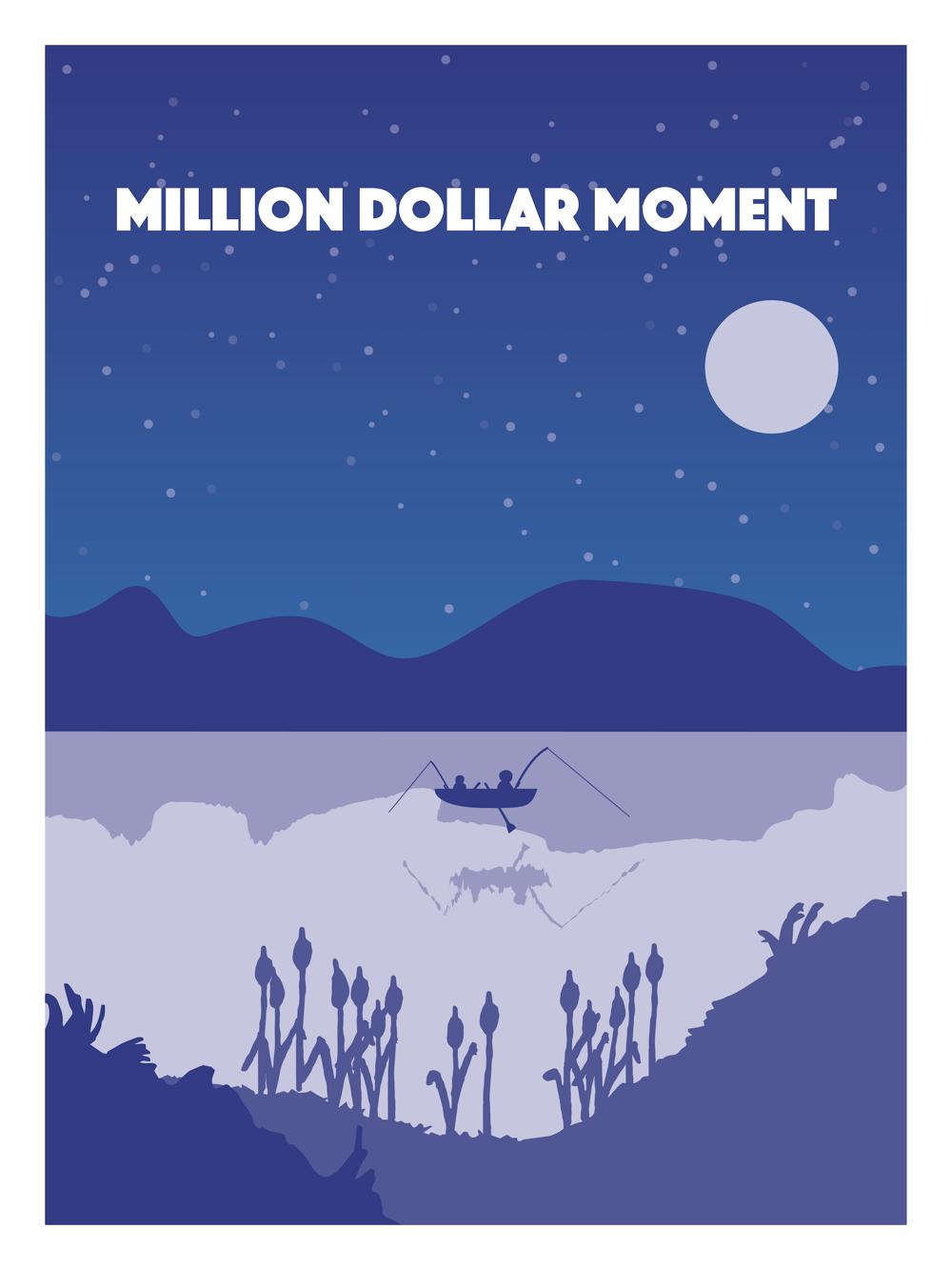 Million Dollar Moment - image 1 - student project