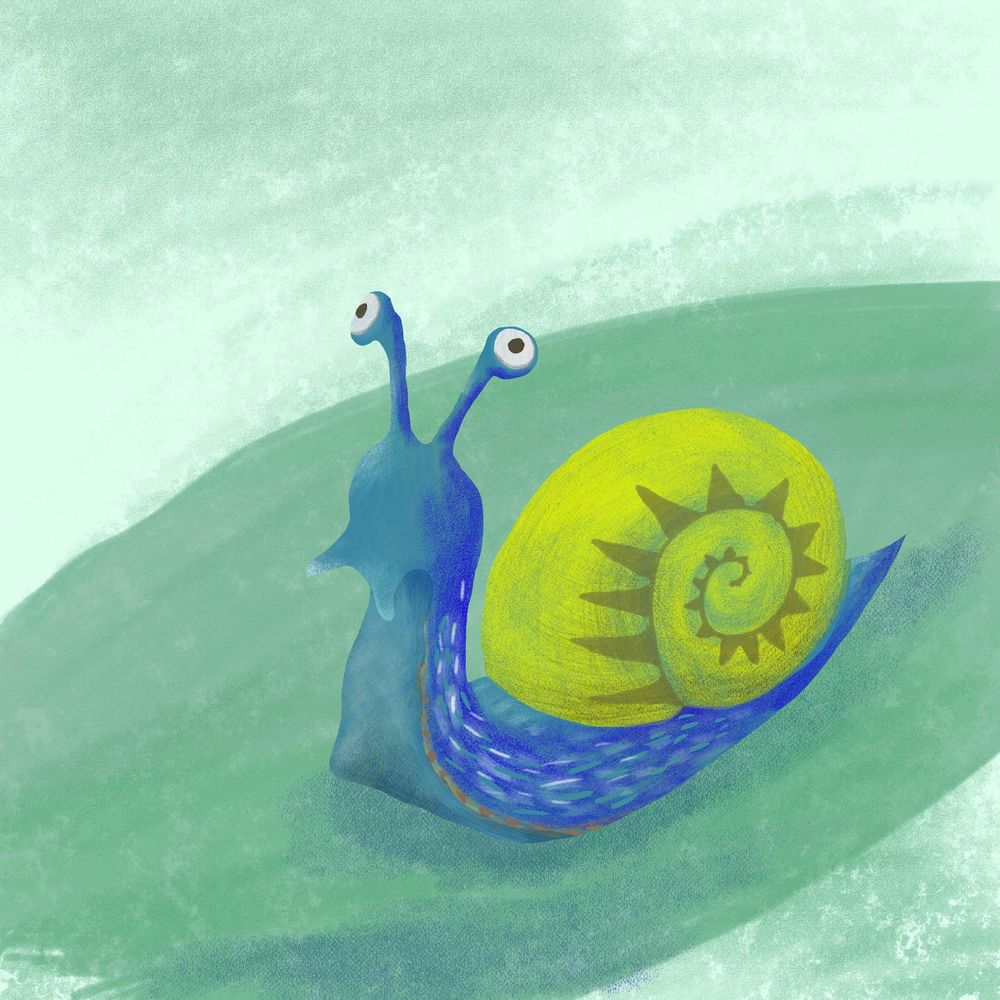 Snail - image 1 - student project