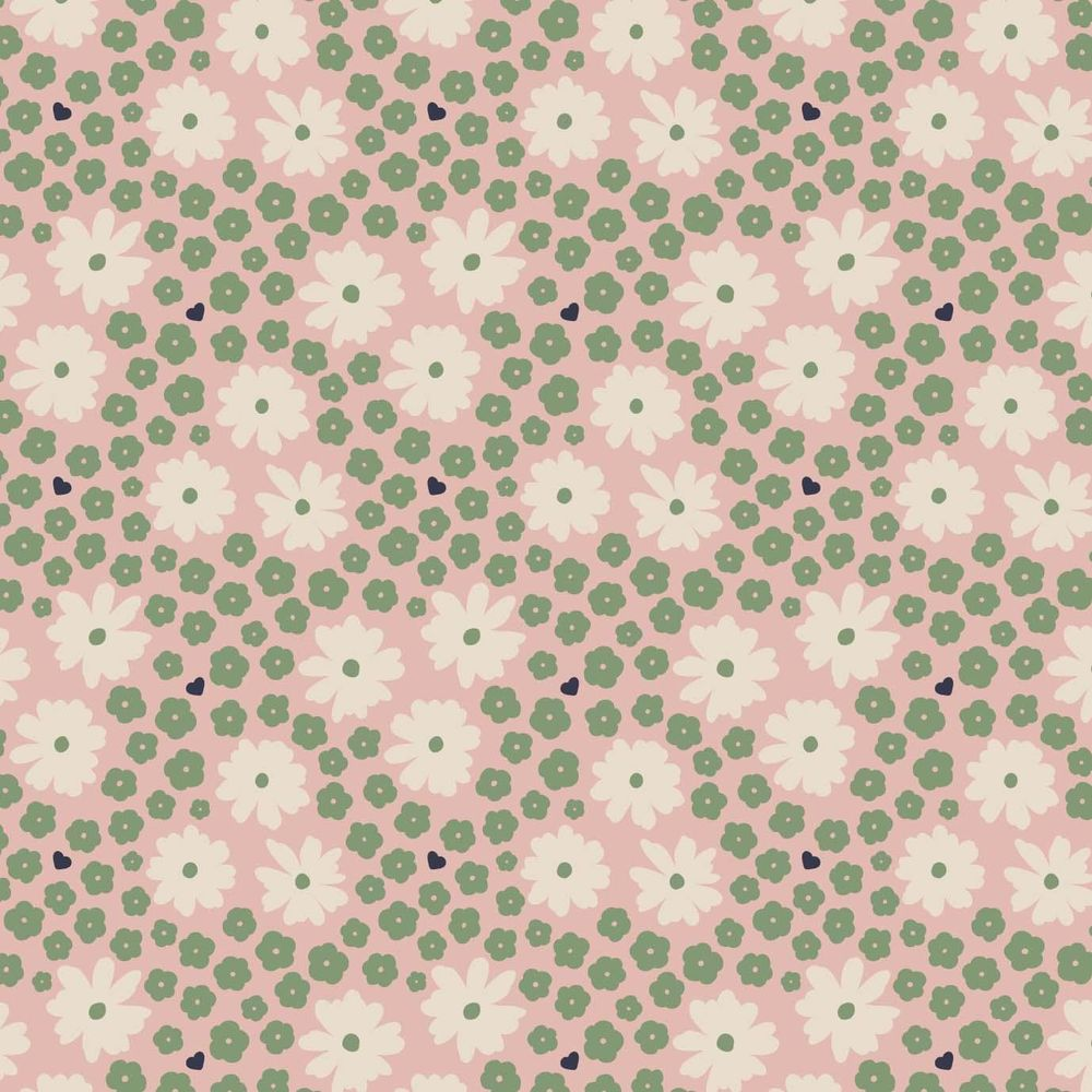 Pattern Design: From Sketch to Repeat Pattern - image 7 - student project