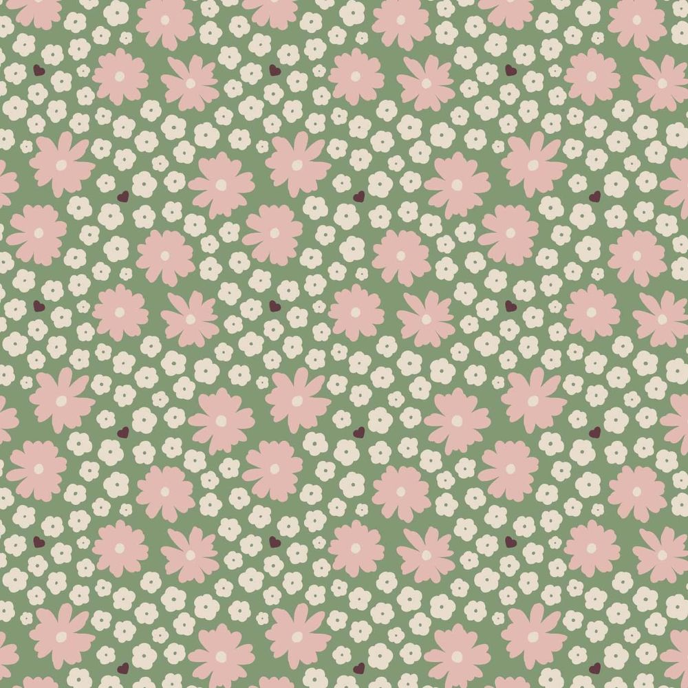Pattern Design: From Sketch to Repeat Pattern - image 8 - student project