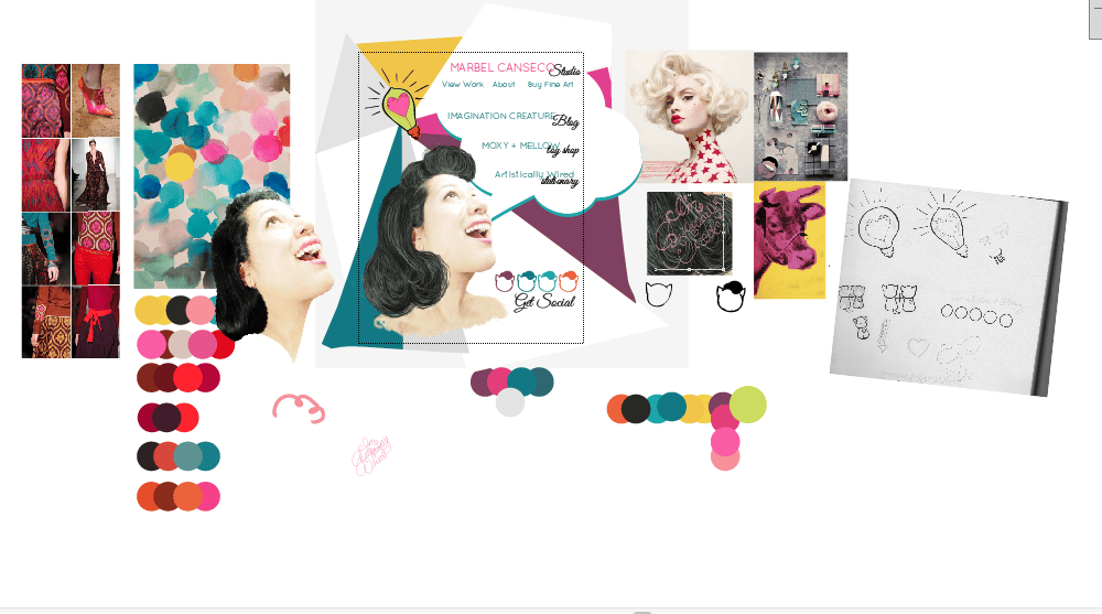 Artistic Ideas Are Loud + Lovely - image 1 - student project