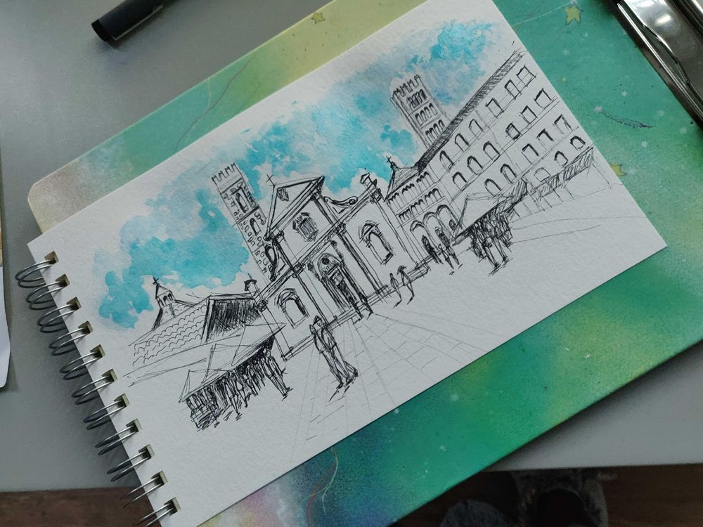 Lucca, Italy - image 4 - student project