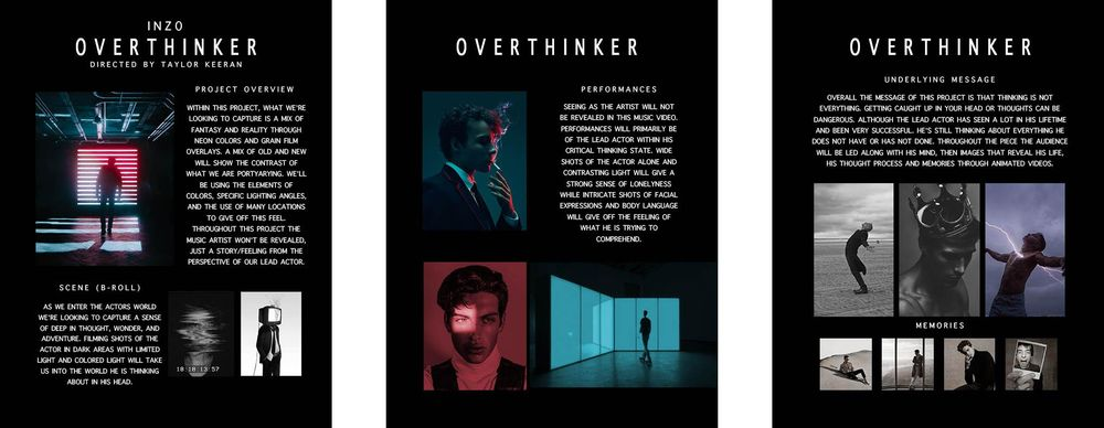 Overthinker by Inzo - image 1 - student project