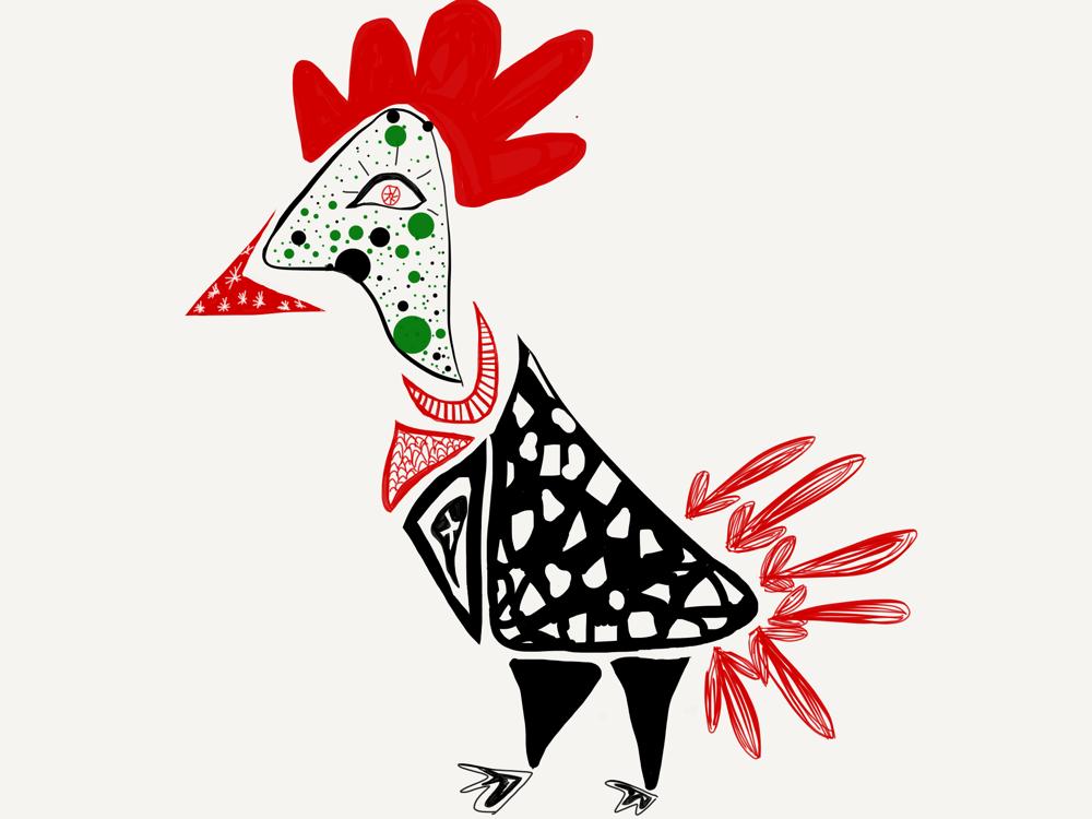 Random animals - image 2 - student project