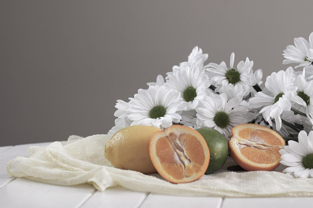 Florals & Fruit Fun - image 4 - student project
