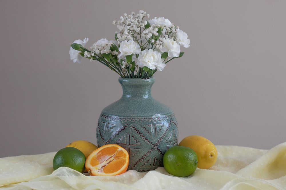 Florals & Fruit Fun - image 1 - student project