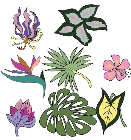 Botanik - image 2 - student project