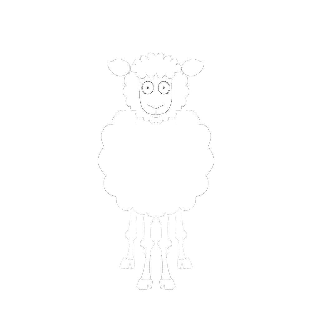 Sheep - image 4 - student project