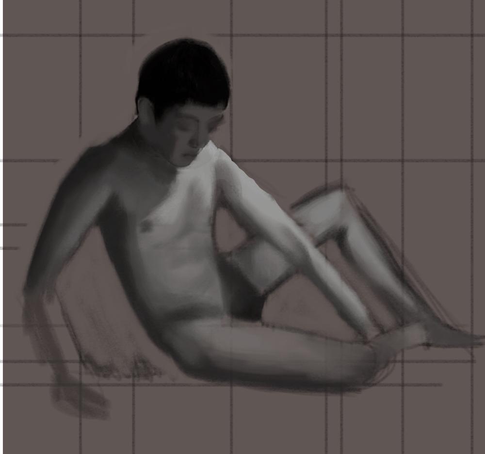Figure Study - image 1 - student project