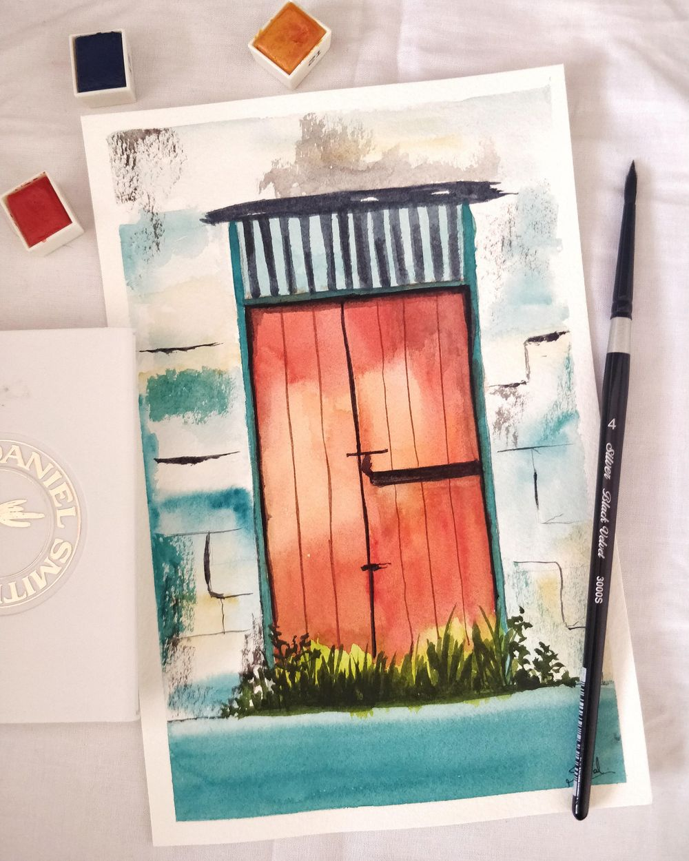 Behind every door is an opportunity! - image 2 - student project