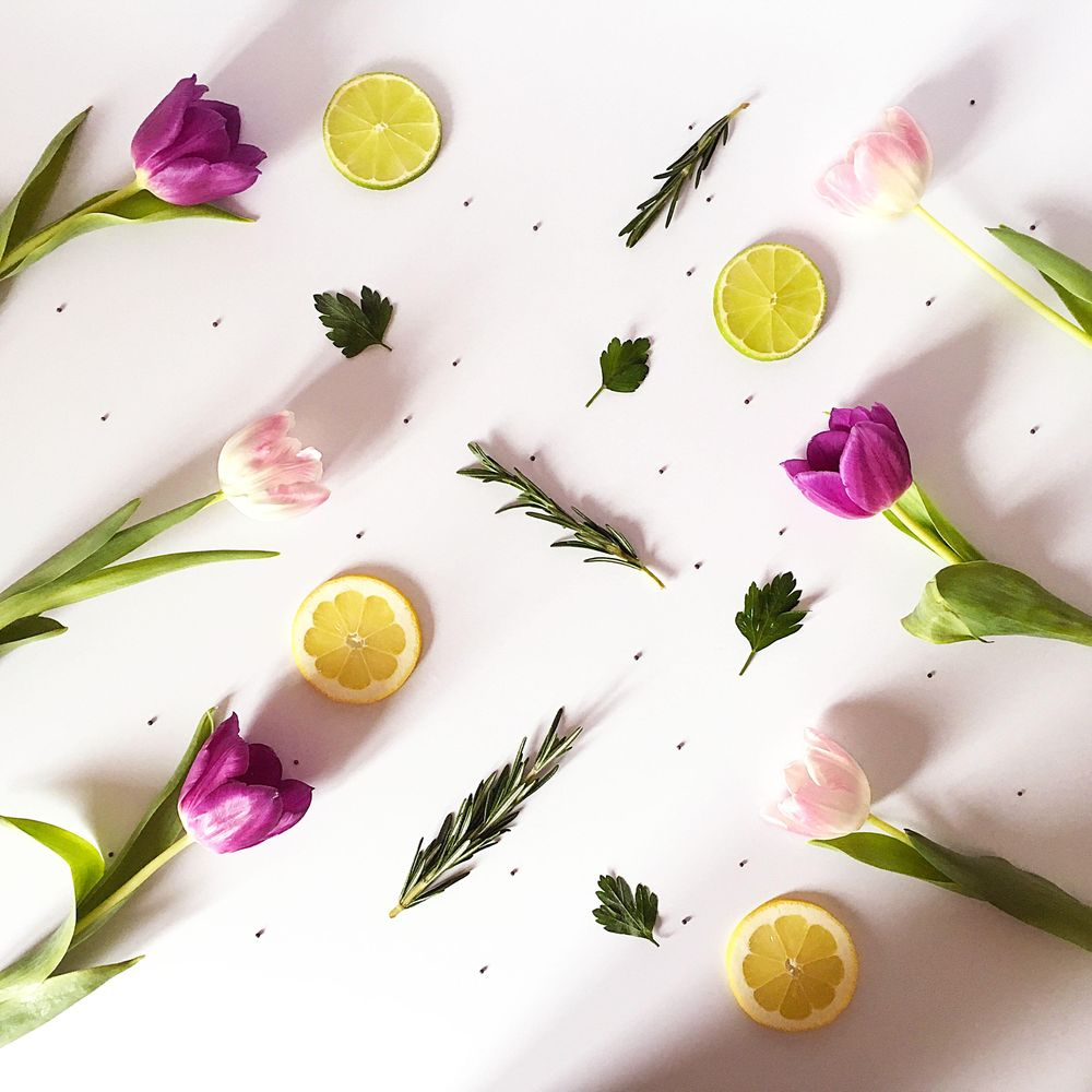Citrus & Tulips - image 1 - student project