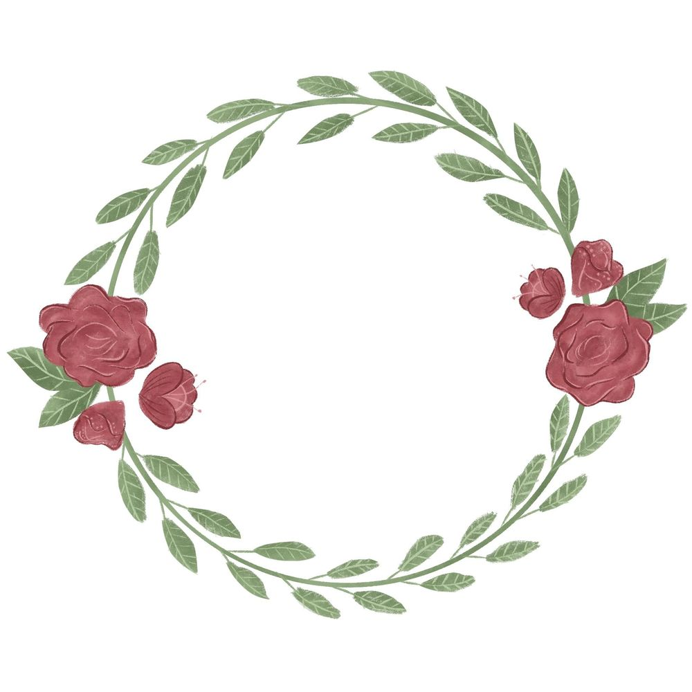2 point wreath - image 1 - student project