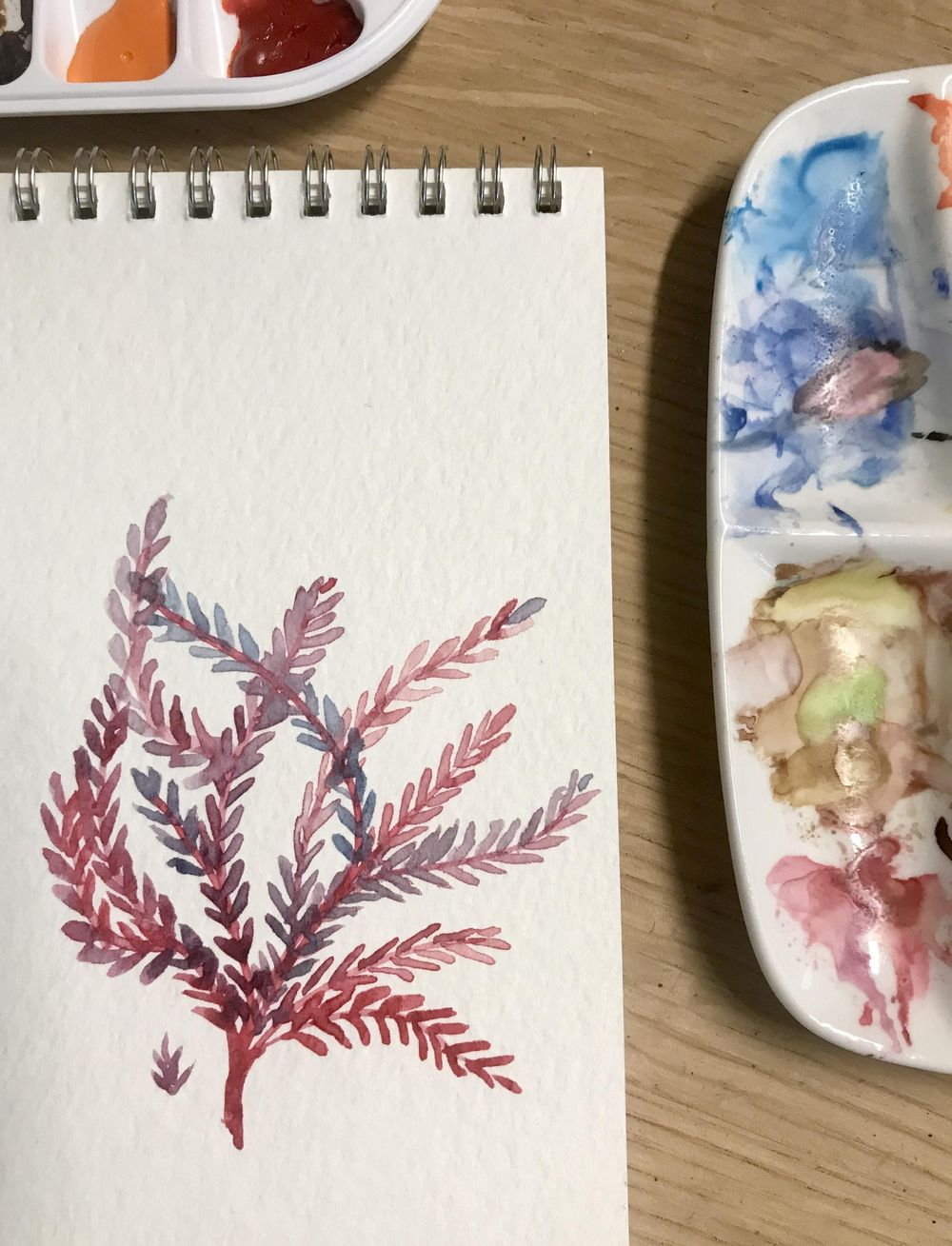 10 fun exercise in watercolor - image 3 - student project
