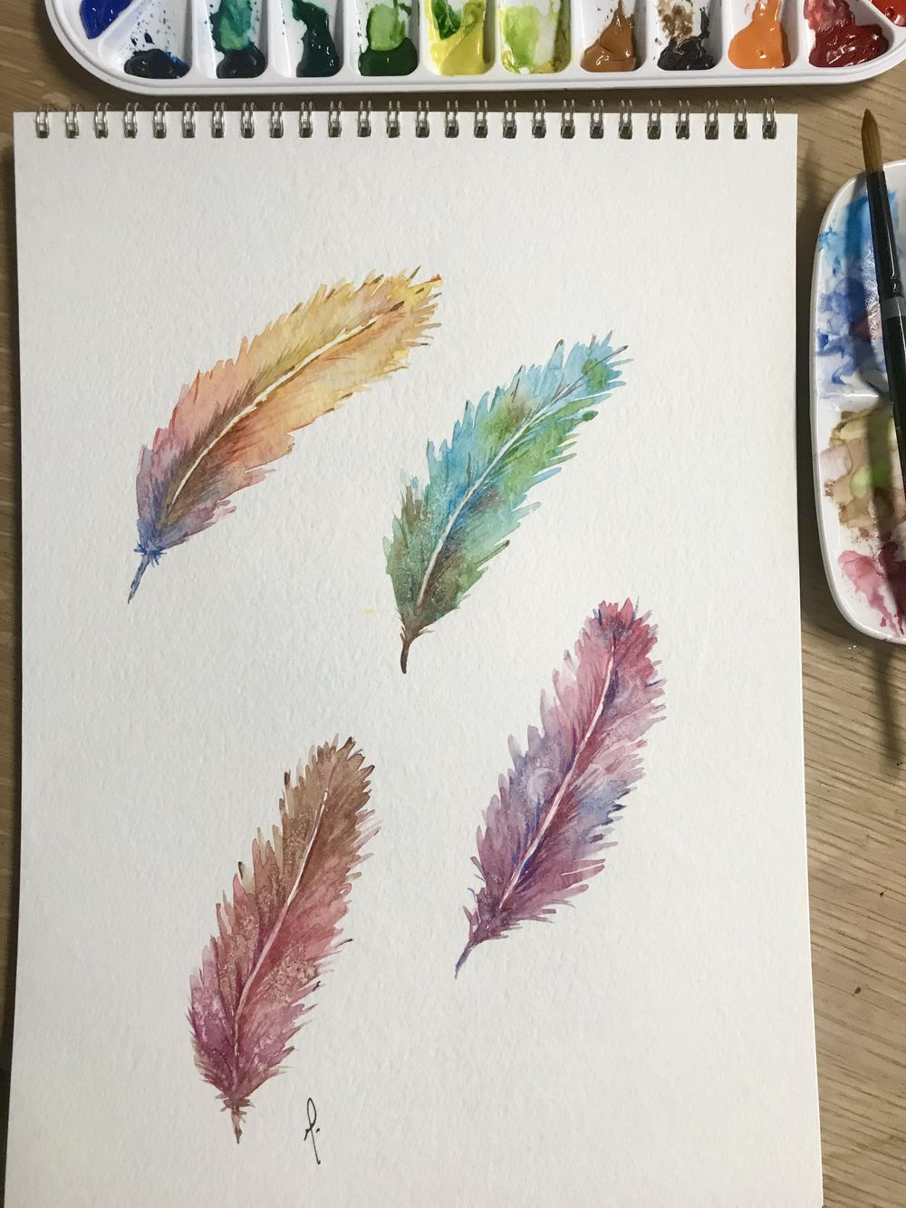 10 fun exercise in watercolor - image 4 - student project