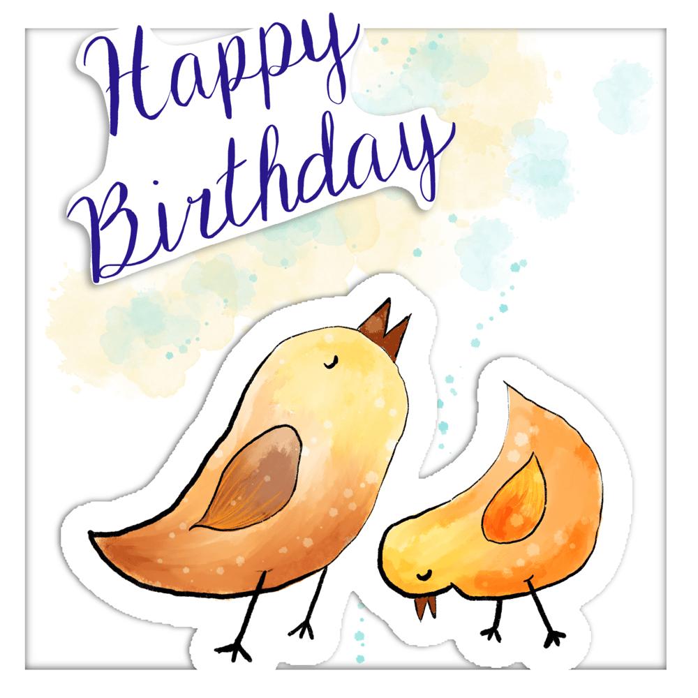 BirthdayCard - image 1 - student project