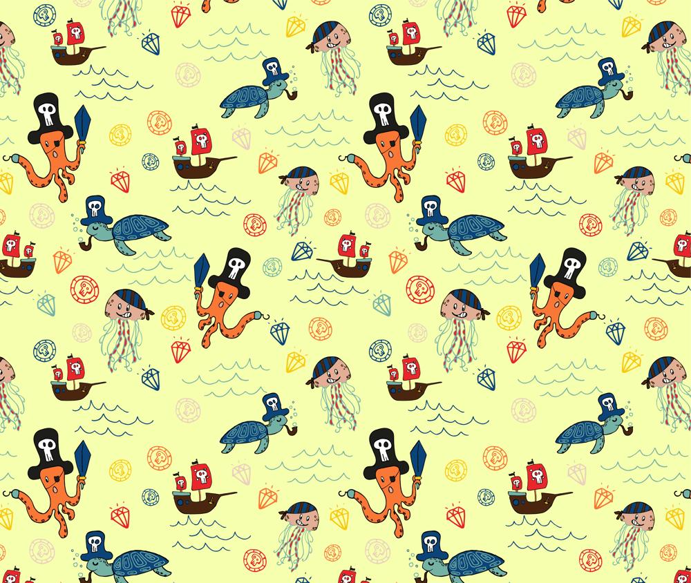 Fish Pirates- Cordinates - image 1 - student project