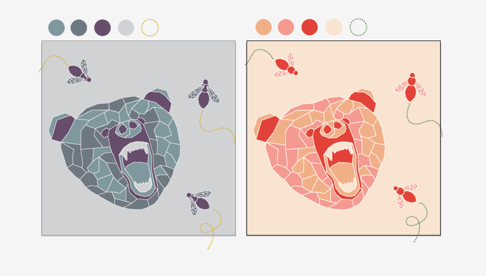 Vector Bear - image 3 - student project