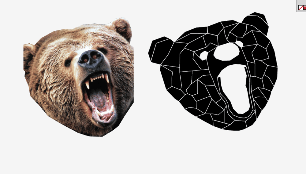 Vector Bear - image 1 - student project