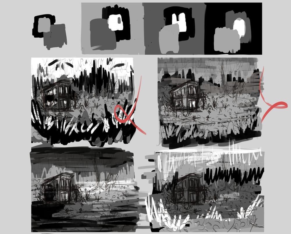 Lush Fantasy, Yet Modern - image 1 - student project