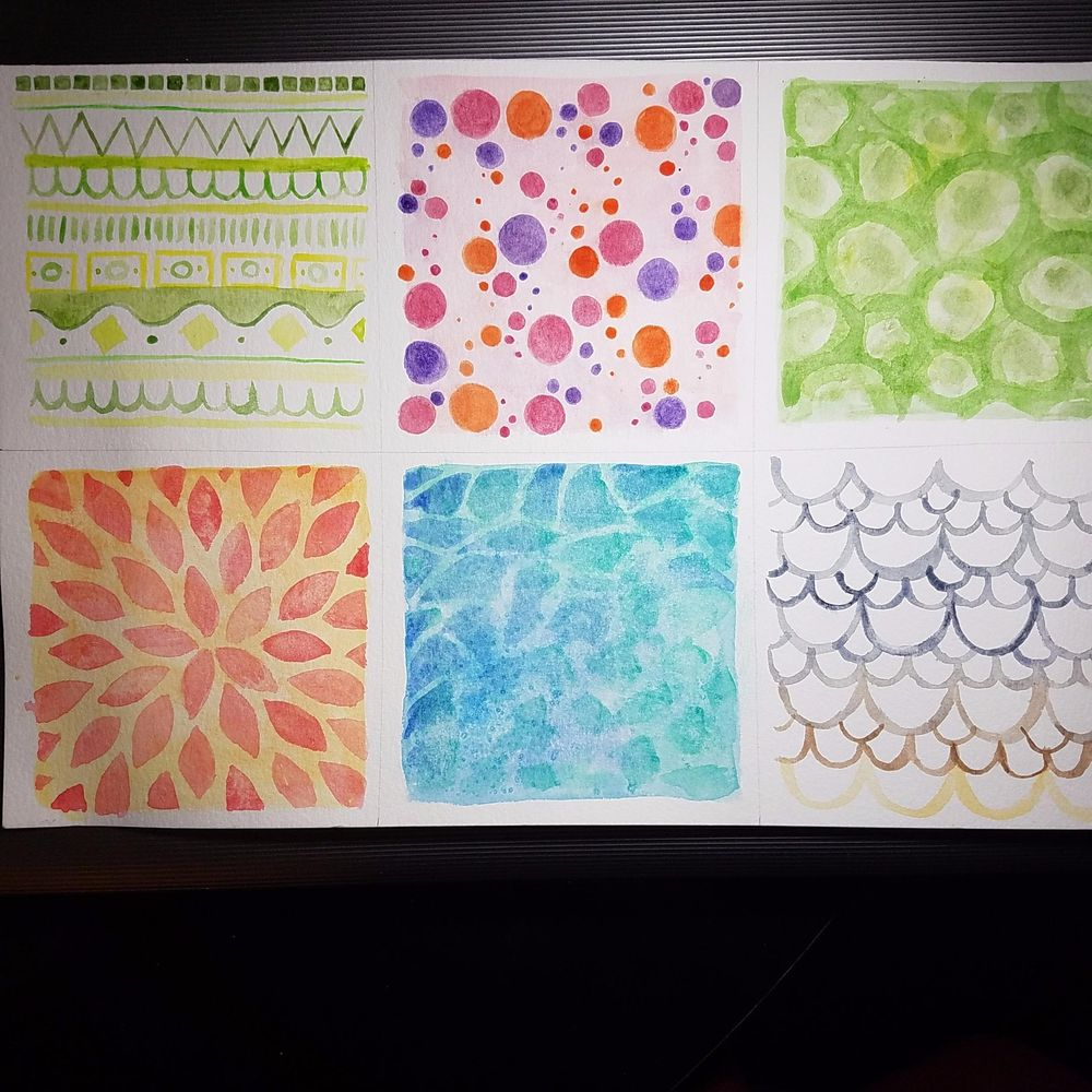 Texture Project - image 2 - student project