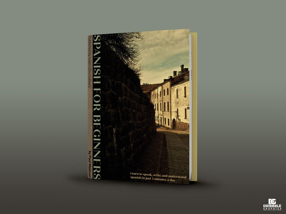 Book Cover - image 1 - student project