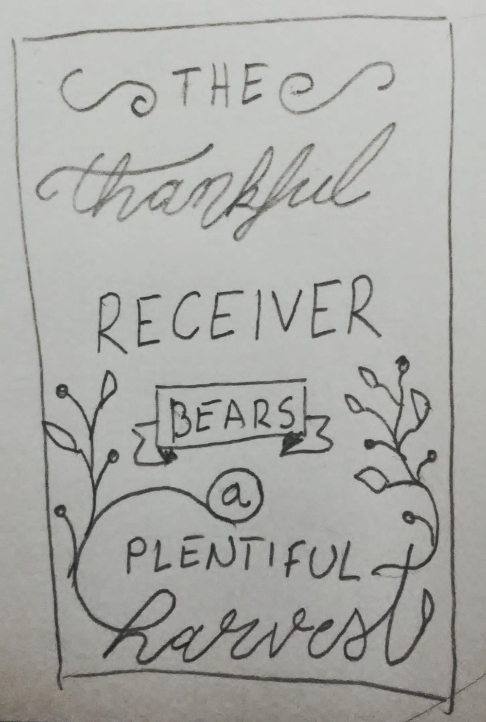 The thankful receiver - image 2 - student project